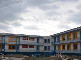 დიდუბის რაიონში ახალი საბავშვო ბაღი გაზაფხულზე გაიხსნება