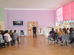 N37 ბაღის 34 აღმზრდელი ინკლუზიური განათლების ხელშეწყობის პროგრამის ფარგლებში გადამზადდა