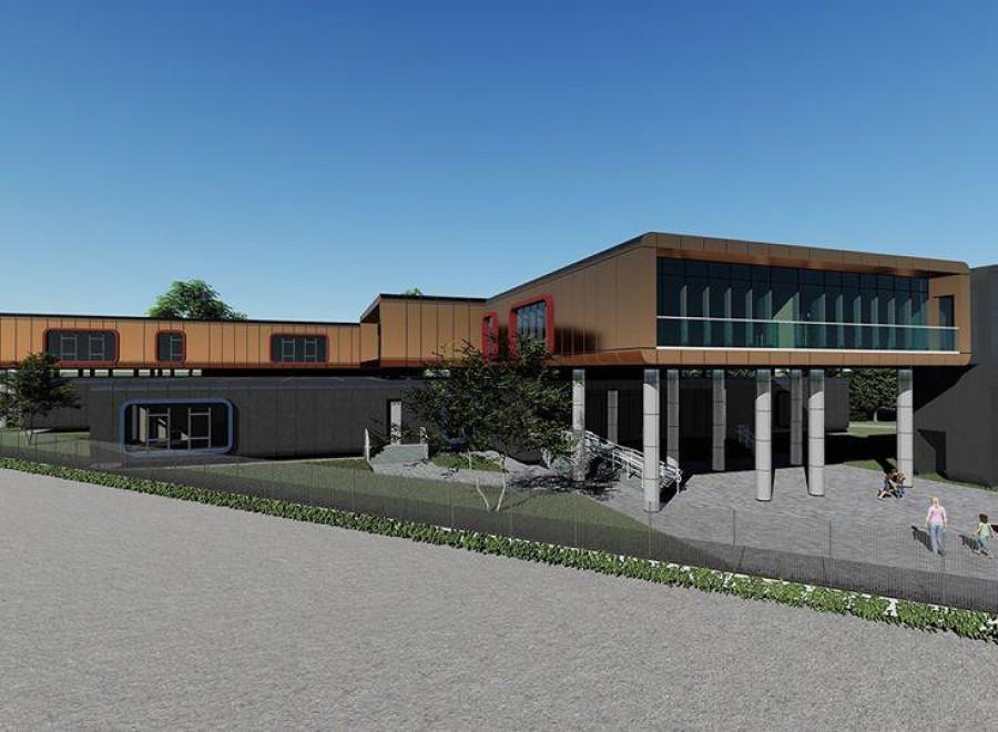 ლილოს დასახლებაში ახალი საბავშვო ბაღი შენდება