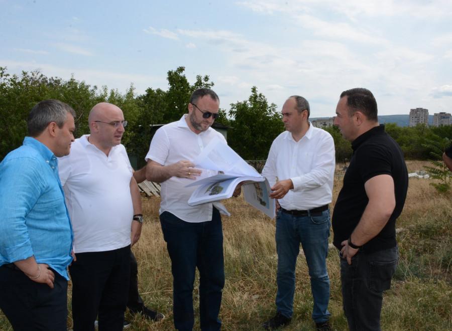 ვაზისუბანში ახალი ბაღის მშენებლობა დაიწყება