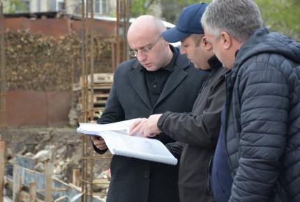 თბილისში კიდევ ერთი ახალი ბაგა-ბაღის მშენებლობა დაიწყო