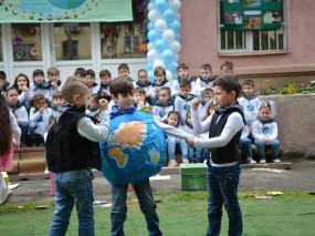 საბავშვო ბაღებში დედამიწის დღისადმი მიძღვნილი კვირეული დაიწყო